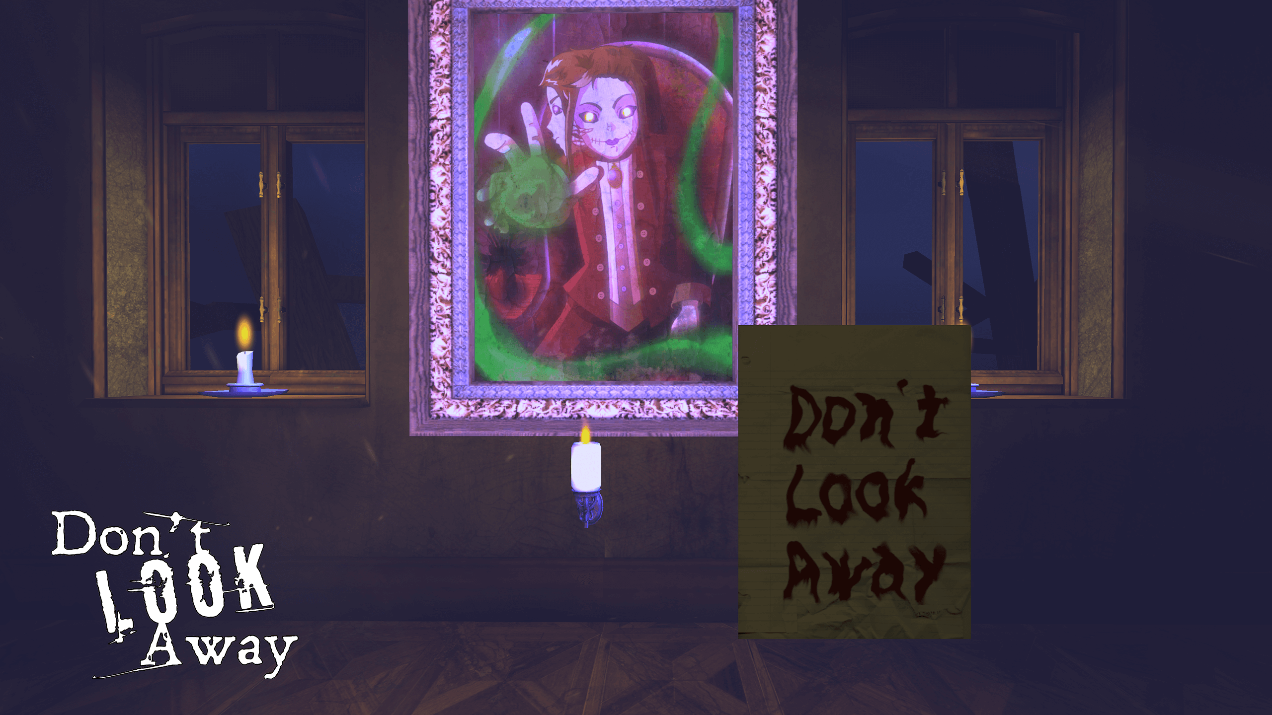 Don't Look Away Screen 6